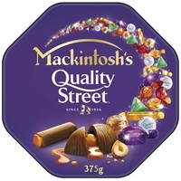 Mackintosh's Quality Street Chocolate 375g Tin