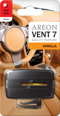 Areon Air Freshener Vanilla Vent 7 Ml