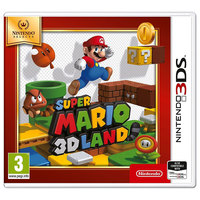 Nintendo 3DS Super Mario 3DLand Selects