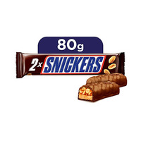 Snickers Chocolate Duo 80GR