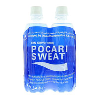 Pocari Sweat Ion Supply Drink 500mlx4