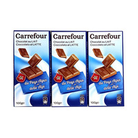 Carrefour Alpine With Milk Chocolate 100GR X3