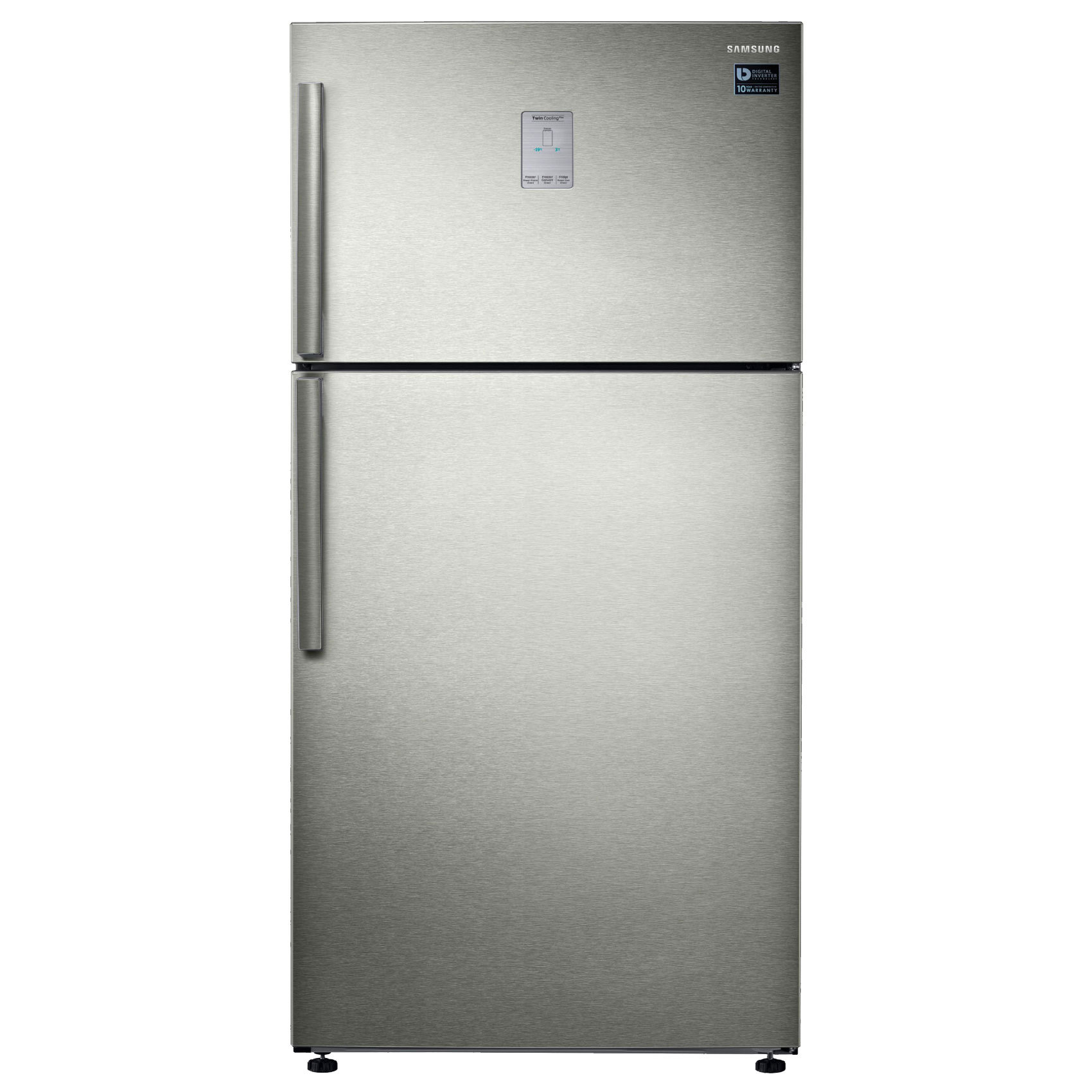 SAMSUNG FRIDGE RT72K6360SP 720L