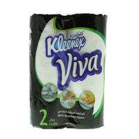 Kleenex Viva Ultra Absorbent Towels 2 Rolls