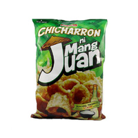Jack n' Jill Chicharron Ni Mang Juan Palm Vinegar Flavored Chicharron 90GR