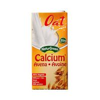 Naturgreen Bio Organic Oat Milk Cacao Calcium 1L
