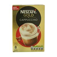 Nescafe Gold Cappuccino 136g
