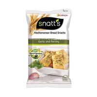 Snatts Snack Garlic & Parsley 120GR