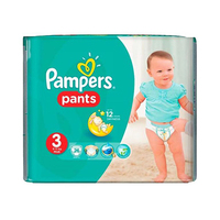 Pampers Diapers Size 3 26 Sheets