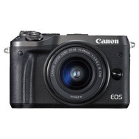 Canon SLR EOS  M6 BK EF-M15-45 IS