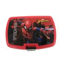 Spiderman Sandiwch Box With Inner Tray