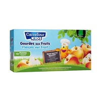 Carrefour Pure Apple No Added Sugar For Kids X 12 Pieces