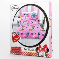 Minnie Quilt Cover 3pc Set