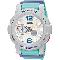 Casio Baby G Women's Analog/Digital Watch BGA-180-3B