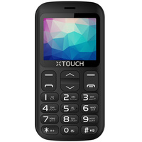 Xtouch Mobile SP4 Senior Dual Sim Black
