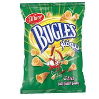 Tiffany Bugles Chili 90 g