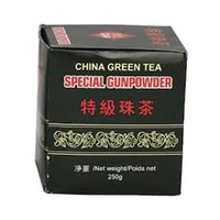 Special Gundpowder Green Tea Cap China 250GR