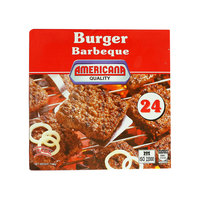 Americana Burger Barbeque 1.3kg