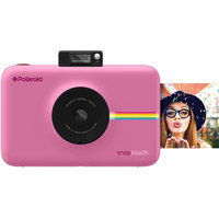Polaroid Camera Snap Touch Pink