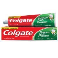 Colgate Maximum Cavity Protection Extra Mint Toothpaste 125ml
