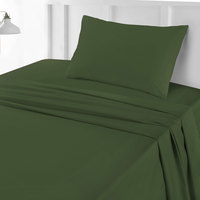 Tendance's Flat Sheet Single Green 160X240