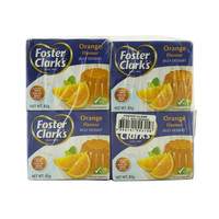 Foster Clark'S Orange Flavour Jelly Dessert 85g x 12