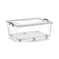 Dunya Clear Storage Box 58L 30159