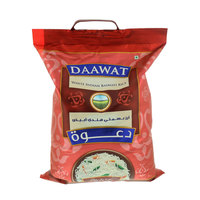 Daawat Long Grain White Indian Basmati Rice 5kg