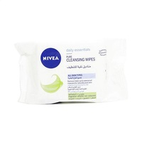 Nivea Daily Essentials Pure Cleansing Wipes 25 Wipes