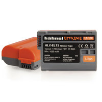 Hahnel Extreme Battery HLX-EL15HP 1000 150.8 for Nikon