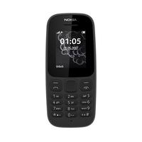 Nokia Mobile N105 2017 Dual Sim Black