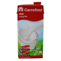 Carrefour Low Fat Long Life Milk 1L