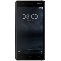 Nokia 3 Dual Sim 4G Matte Black