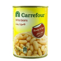 Carrefour White Kidney Beans 400g