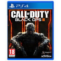 Sony PS4 Call of Duty Black Ops III