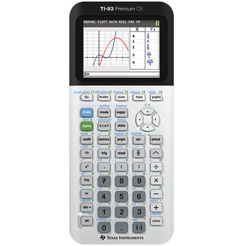 calculatrice ti 83 pour pc