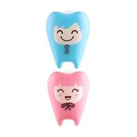 Flipper - 2 In1 Freckie & Gigi Toothbrush Holder - Flr-Tf-Frk