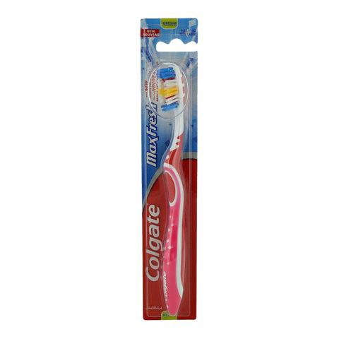 Colgate-Max-Fresh-Medium-Toothbrush