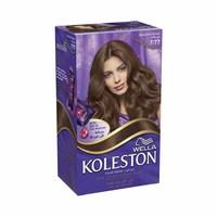 Koleston Natural Hair Color KIT Brillant Brown 7/77 60ML