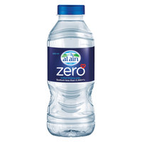 Al Ain Bottled Drinking Water Zero 330ml