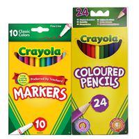 Crayola Combo Duo