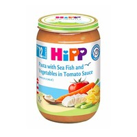 Hipp Seafish & Vegetables & Tomato Sauce From 12 Months 220GR