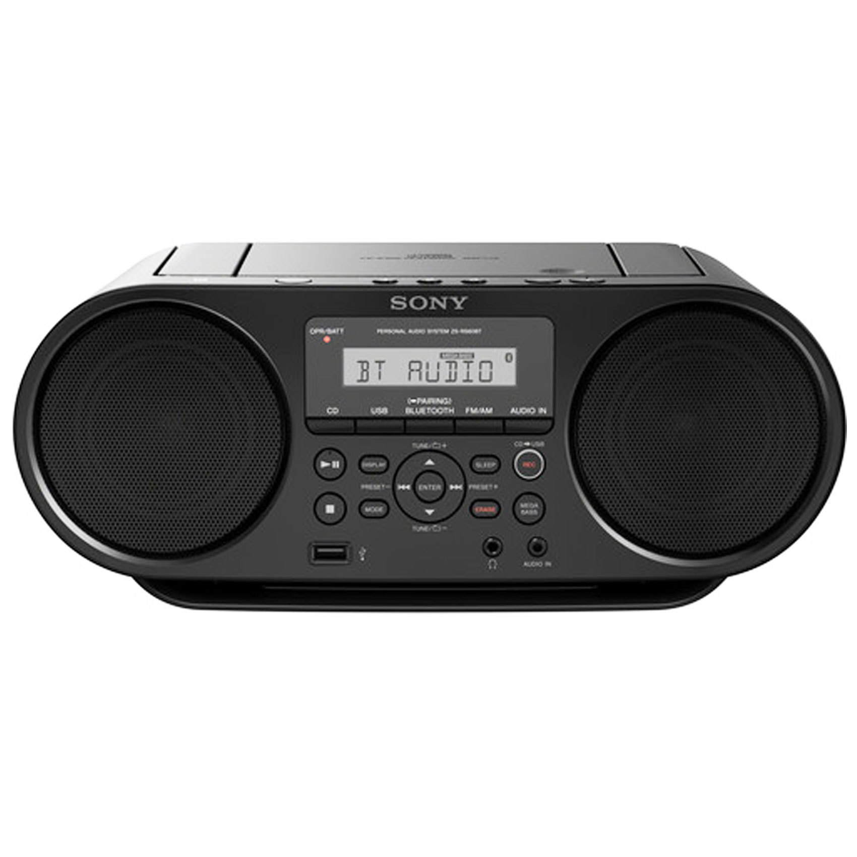 buy sony radio cassette recorder zs rs60bt online in uae carrefour uae. Black Bedroom Furniture Sets. Home Design Ideas