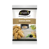 Snatts Mediterranean Snack Quinoa 120GR