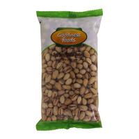 Goodness Foods Pista Salted Special (Badami) 500g