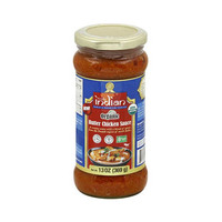Truly Indian Organic Butter Chicken Sauce 369GR