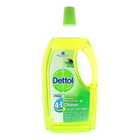 Dettol Pine Disinfectant 4In1 Multi Action Cleaner 1.8 Liter
