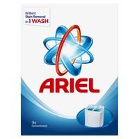 Ariel Laundry Powder Detergent Original Scent 3 kg