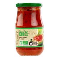 Carrefour Bio Organic Pasta Sauce Basil 350g
