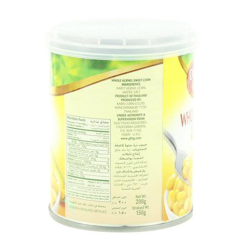 California-Garden-Whole-Kernel-Sweet-Corn-200g